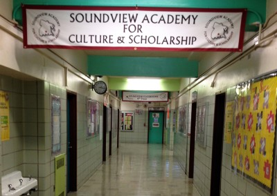Building Academic Behaviors and Mindsets at Soundview Academy