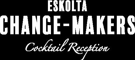 Eskolta Change Makers Cocktail Reception